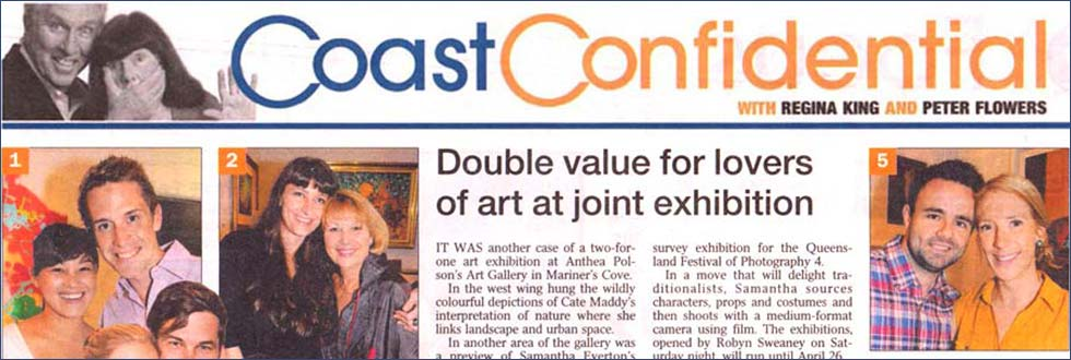 Double Value for Lovers of Art…