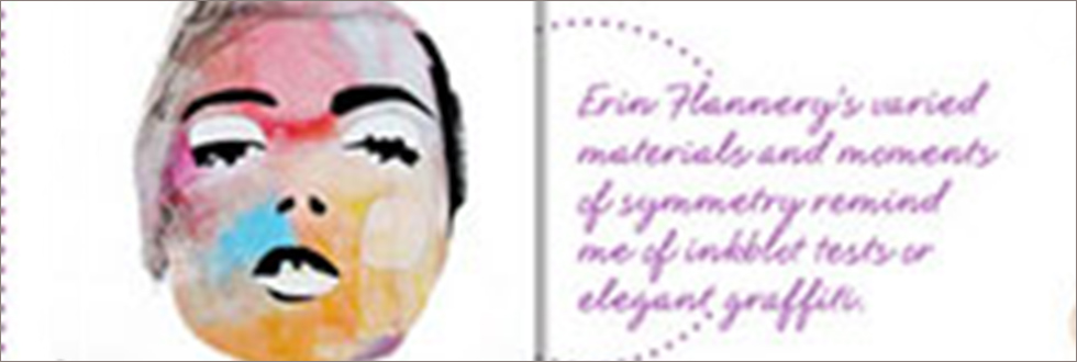 One of Erin's lovely ladies featured in NYC's Lonny magazine…