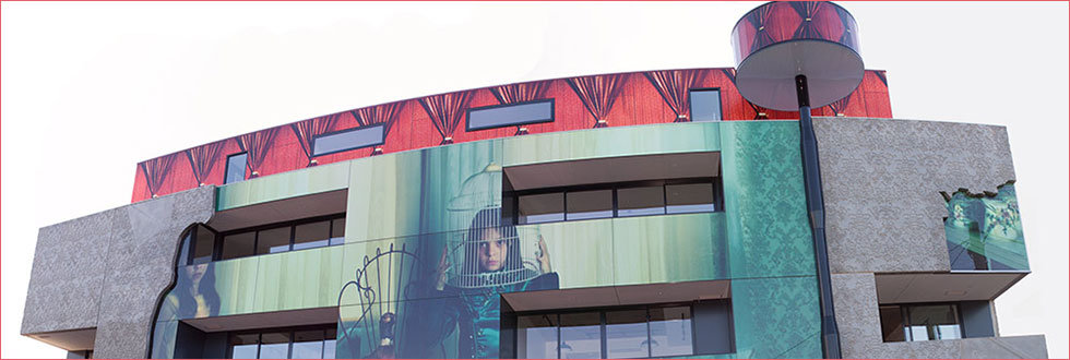 The 2 Girls Building in Abbotsford, Victoria…